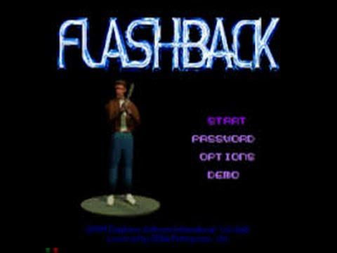 flashback megadrive ebay