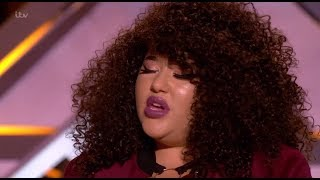 Video Shanaya Atkinson-Jones: She Makes Judges Cry With Her Audition. INCREDIBLE! | The X Factor UK 2017 MP3, 3GP, MP4, WEBM, AVI, FLV Mei 2018