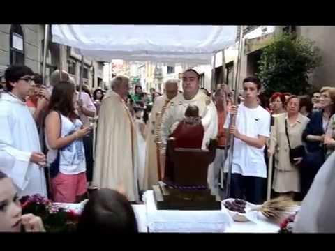 Festividad del Corpus En el Prat de Llobregat, año 2014
