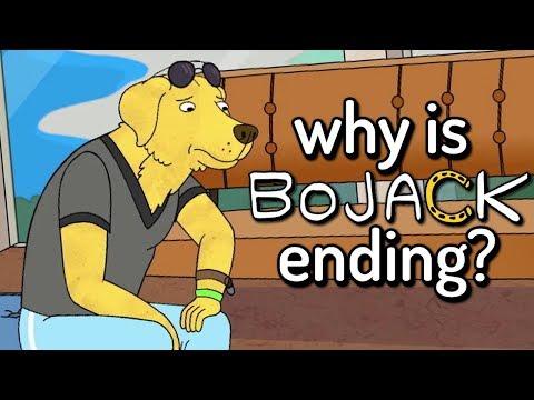 Why is Bojack Horseman Ending? Final Season Details!