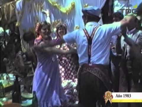 Año 1983 Romería del Rocío Hdad. Sanlúcar de Barrameda
