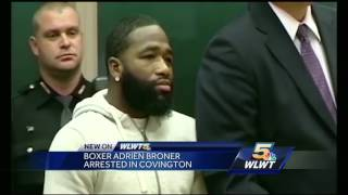 Video Adrien Broner arrested in bullet-ridden car MP3, 3GP, MP4, WEBM, AVI, FLV Mei 2018