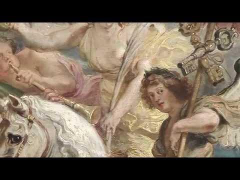 """VÍDEO: La exposición: """"Rubens. El Triunfo de la Eucaristía"""""""