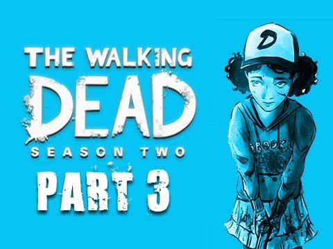 The Walking Dead Season 2 Gameplay Walkthrough - Part 3 Episode 2 Bridge Showdown