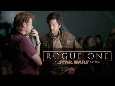 Rogue One A Star Wars Story Behind the Scenes