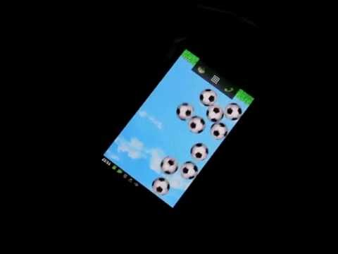 Video of Bouncy Wallpaper
