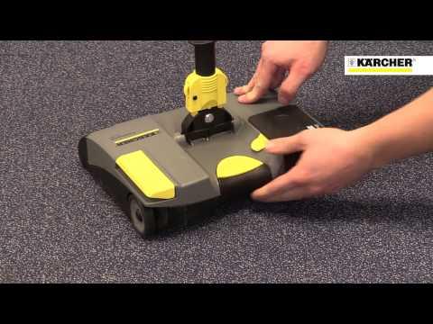 Kärcher EB 30/1 Battery Powered Broom