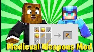 *NEW* Medieval TumbleWeeds - Minecraft Modded Minigame