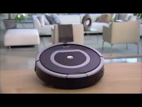 Robot odkurzający iROBOT Roomba 776p