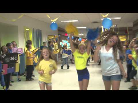 Macy's Lip Dub Contest 2014 - Stafford Intermediate
