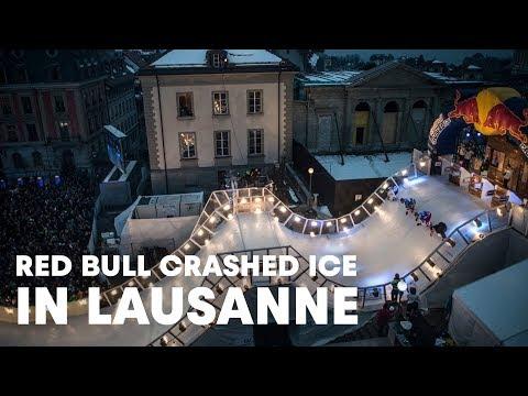 Ice cross downhill - érdekes téli sport