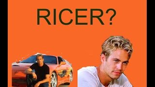 Nonton Was Brian O'Connor A Ricer? Film Subtitle Indonesia Streaming Movie Download