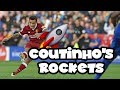 Philippe Coutinho's stunning Premier League goals from outside the box | Pick your favourite