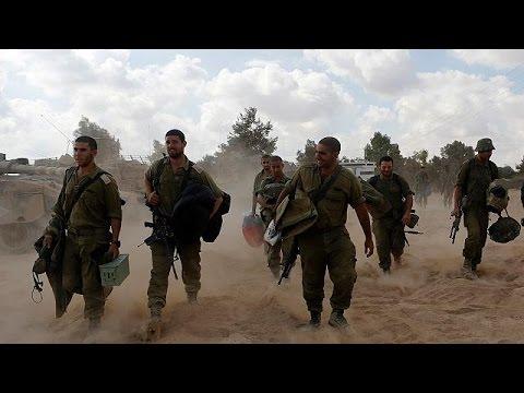 Las fuerzas terrestres israelíes abandonan la Franja de Gaza