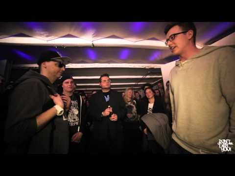 DLTLLY // Rap Battle // Nikiz vs Doktor Dave