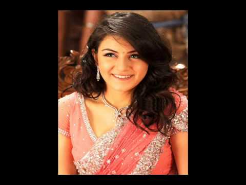 Hansika with new face