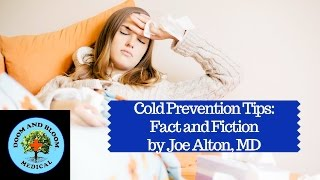 Lots of myths exist about preventing and treating the common cold, but what is really good advice? Knowing how to get over a cold asap is important to your health. Hosted by Joe Alton, MD aka Dr. Bones of https://www.doomandbloom.net/https://store.doomandbloom.net/The Survival Medicine Book: https://amzn.to/1tfJMpP