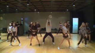 PSY - DADDY DANCE PRACTICE (Mirror + Slow)