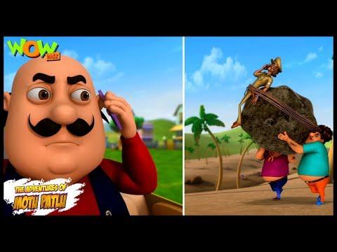 Kaidee Chingum - Motu Patlu in Hindi - 3D Animation Cartoon - As on Nickelodeon