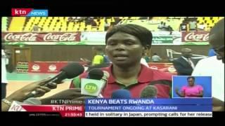KTN Prime: Kenya Beats Rwanda in Volleyball Under-23 tourney at Kasarani