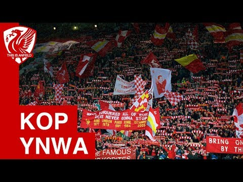 You'll Never Walk Alone |  Liverpool Vs. AS Roma (Champions League Semi Final)