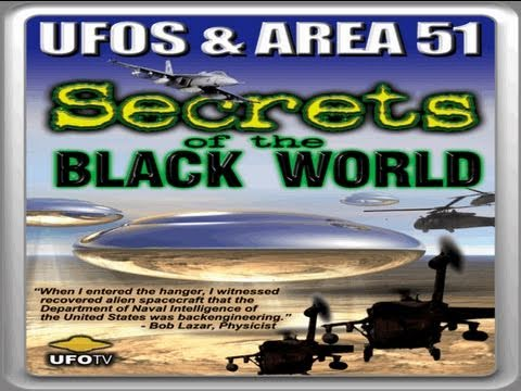 UFOs & Area 51 Exposed – Bullet Version