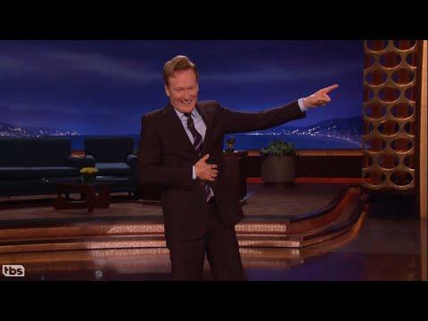 Contagious Laughter: Conan O'Brien Edition