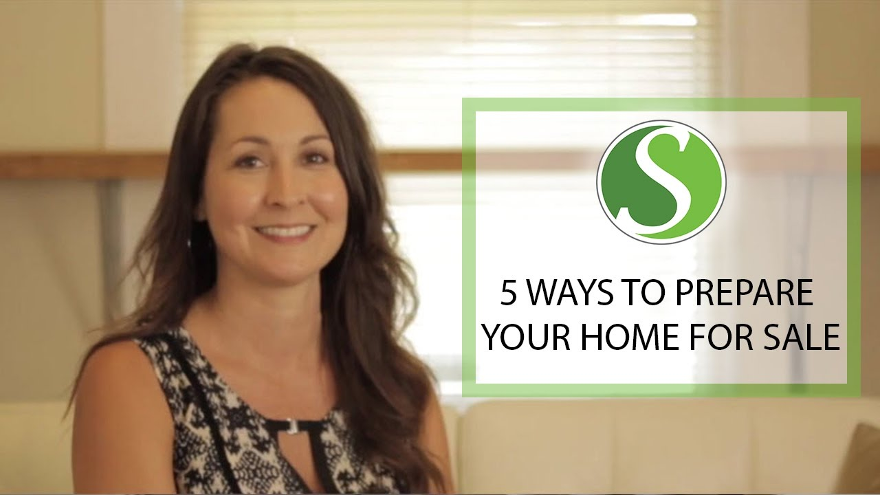5 Ways to Get Your Home Ready for Sale