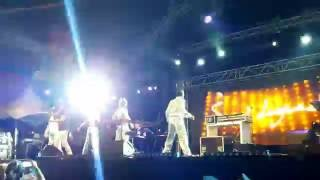Debut Soirée Live Saad Lamjarred - Mal hbibi malou - Prestigia plage des nations Privé
