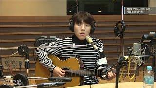 [Moonlight paradise] Yoo Seungwoo - Not worth the night 유승우 - 밤이 아까워서 [박정아의 달빛낙원] 20160204, clip giai tri, giai tri tong hop
