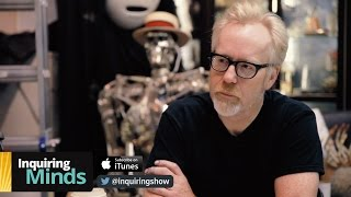 Adam Savage On #Gamergate, Hollywood, And Women In Science | Inquiring Minds