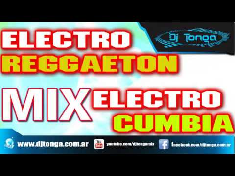 NEW Electro REGGAETON Pitbull VS Electro CUMBIA Nene Malo REMIX MIX 2013