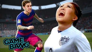 FIFA 16 IN REAL LIFE! (Game Bang)