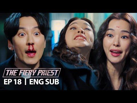 """Kim Nam Gil """"Let me get reimbursed by a prosecutor"""" [The Fiery Priest Ep 18] - Thời lượng: 3 phút, 42 giây."""