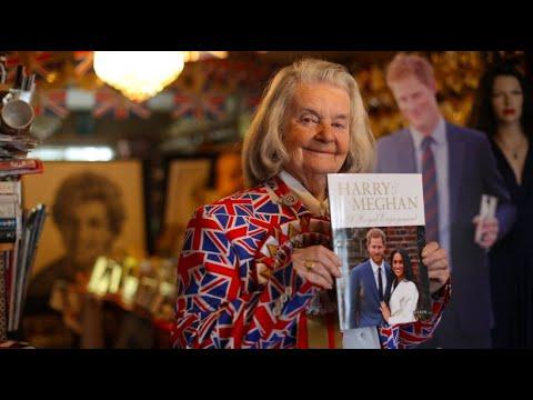 Vernarrt in die Royals: Der Traum von einem Tee mit d ...