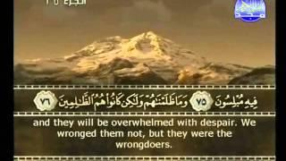 الجزء 25 الربع 6 : الشيخ عبد الله المطرود
