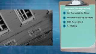 Top Rated and Reviewed Basement Waterproofing Contractors