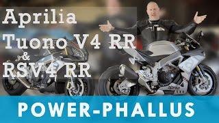 6. 2015 Aprilia RSV4 RR and Tuono V4 RR