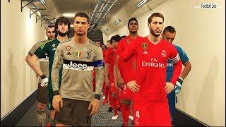 Video PES 2018 | Real Madrid vs Juventus FC | Full Match & Amazing Goals | Gameplay PC MP3, 3GP, MP4, WEBM, AVI, FLV Desember 2018