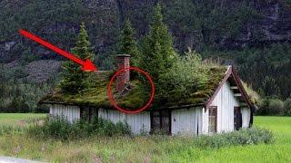 "Video Lihat,!! Apa yang ada di atap rumah di Norwegia ini, pasti membuatmu berteriak ""kerenn!!"" MP3, 3GP, MP4, WEBM, AVI, FLV Mei 2017"