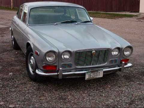Jaguar XJ6 – 1972 Series 1