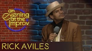 Rick Aviles - An Evening at the Improv