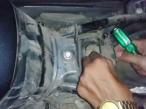 Download How to change air filter of a bike HD Mp4 3GP Video and MP3