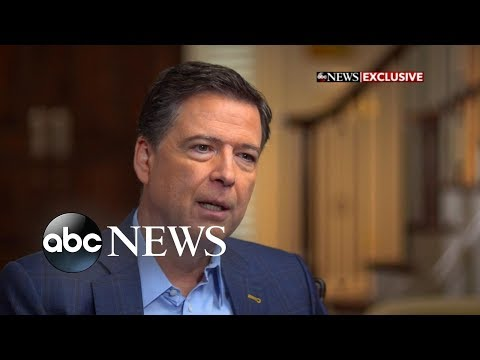 James Comey addresses his most controversial decisions