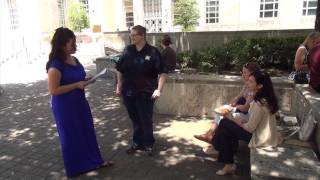 An invitation from Public Poetry to Houston Poet Laureate, Gwendolyn Zepeda, to bring her poetry to the streets, parks and tunnels in downtown Houston gets ...