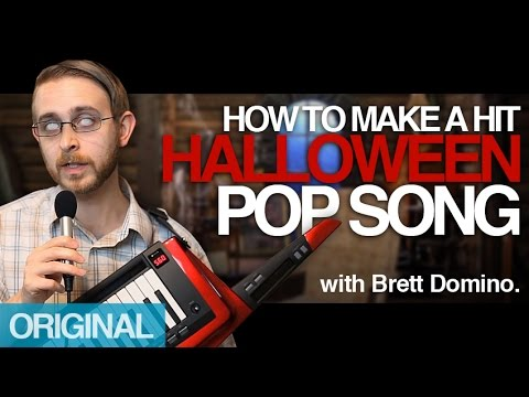 Brett Domino teaches how to write a pop song