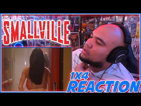 OF COURSE HE WOULD LOOK! | Smallville 1x4 Reaction | Season 1 Episode 4