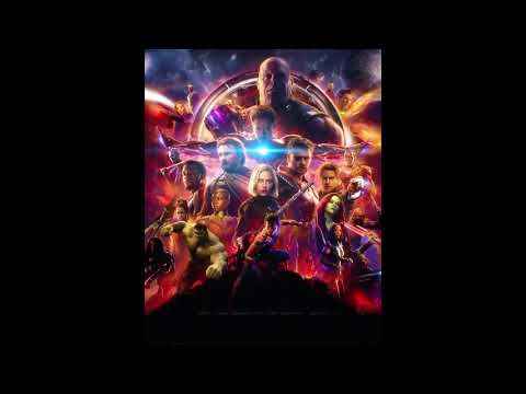 AVENGERS INFINITY WAR Official Motion Poster