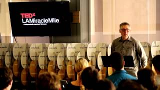 Untrashing Yard Waste: Kreigh Hampel at Clarity and Gravity TEDxLAMiracleMile