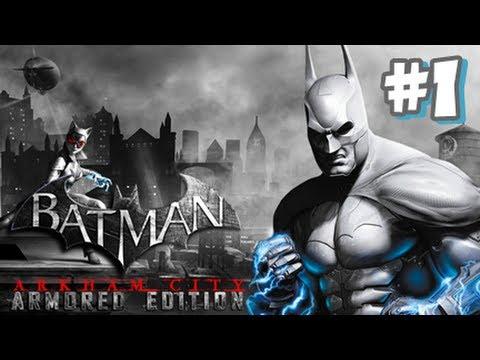 Batman Arkham City : Armored Edition Wii U